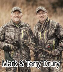 Mark and Terry Drury